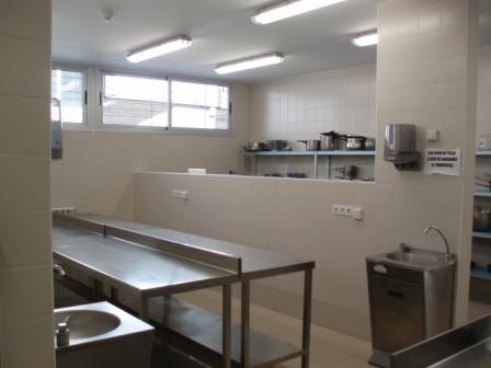 Centro integrado de fp for Cuarto frio cocina